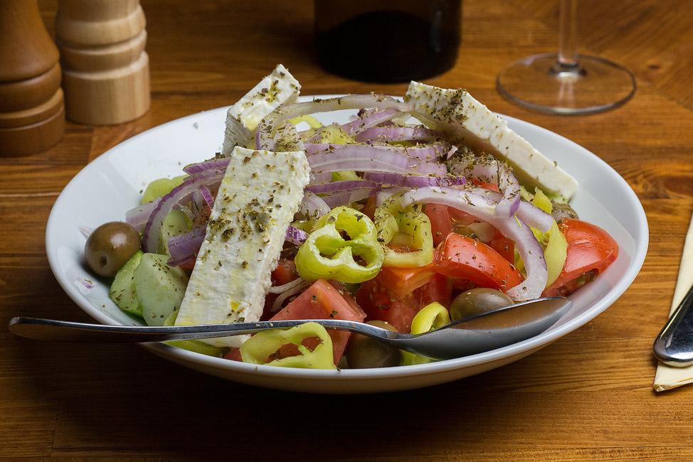 Xoriatiki-Salata